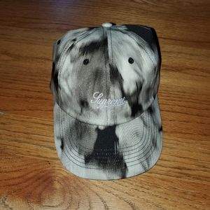 Supreme Floral Dyed 6 Panel Hat